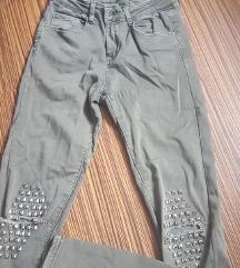 pantalone sa nitnama xs