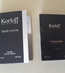 Korloff Paris parfemski testeri, original
