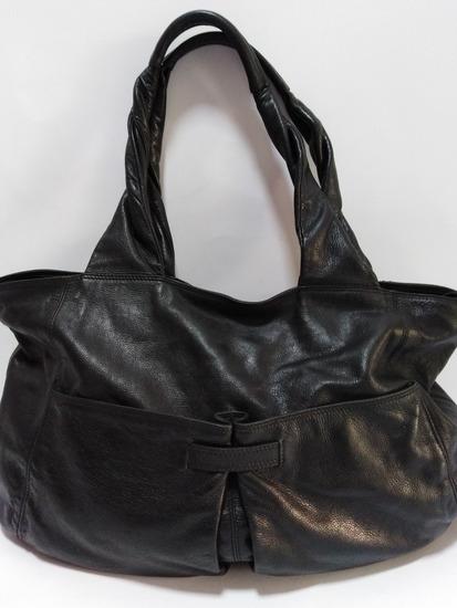 TrastA Nagual Italy  torba prava 100%koža 48x35