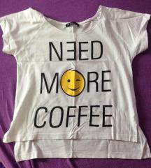 Letnja majica sa natpisom