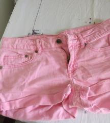 H&M roze teksas sorc S