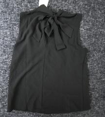 Crna HM bluza sa masnom, vel. S