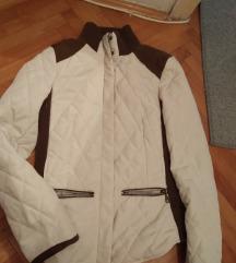 Savrsena ZARA bez braon tanja stepana jakna M