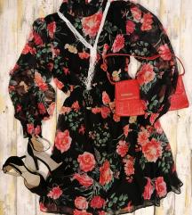 NOVO Cvetna haljina orsay