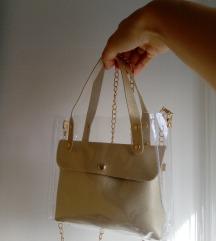 Mala nesvakidašnja torbica 2u1
