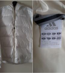 %%%5.900-Bela Adidas jakna sa etiketom, original