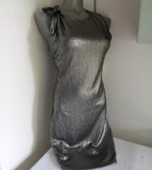 Nova K srebrna haljina S/M