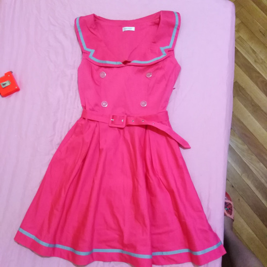 NOVA orsay mini haljina