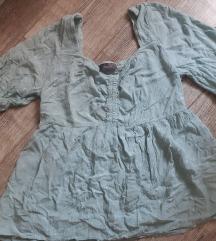 C&A romanticna bluza sa puf rukavima