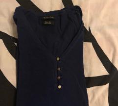 Massimo Dutti pamucna majica dugih rukava