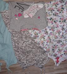 Haljinice + majica