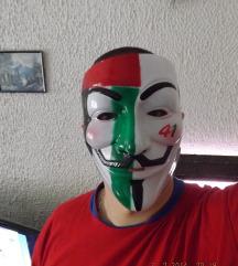 Anonimus maska anonymous mask