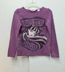 H&M Monster High majica 122/128