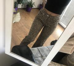 Leopard print Pantalone H&M