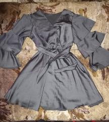 Univerzalna siva haljina