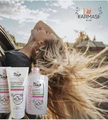 Kolekcija za brzi rast kose