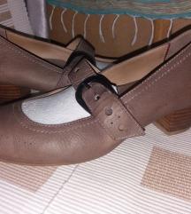 Moderne zenske kozne  cipele-prelepe
