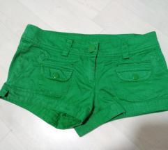 Zeleni H&M sorts ✔️ (4 za 800)