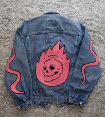 Custom made Levis jaknica