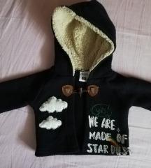 Preslatka jakna za bebe