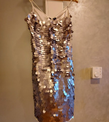 Nova haljina od krljusti i sljokica