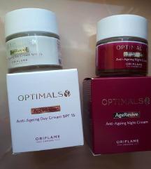 Optimals Age Revive dnevna i nocna krema