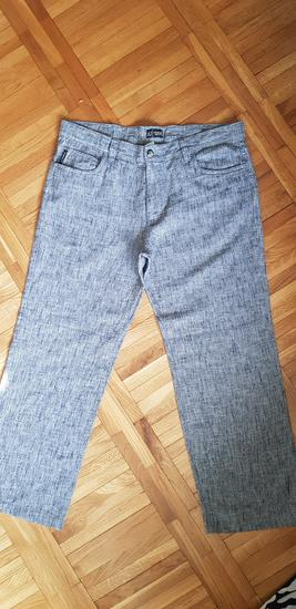 Armani lanene pantalone