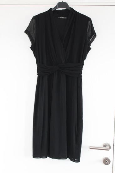 Esprit crna haljina s/m