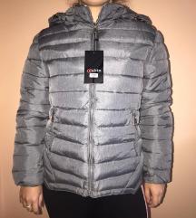 Siva jakna SNIZENA 2500