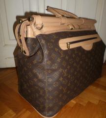 LOUIS  VUITTON kozna velika torba