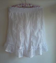Aeropostale bela suknja, XS/S