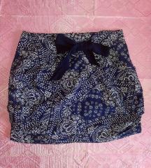 Esprit plava suknja