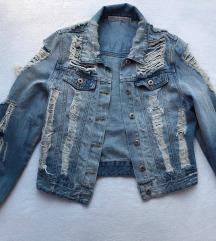 Zenska teksas jakna S/M