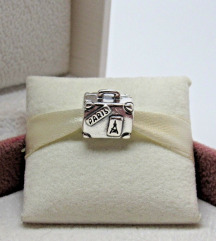 Pandora Kofer Putovanje srebro ale 925