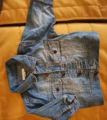 H&M teksas jakna za bebe