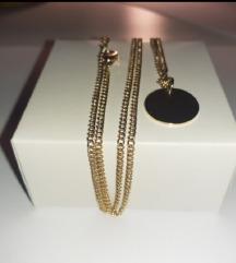 Zlatna ogrlica.💛