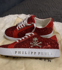 Philipp Plein crvene High-top patike