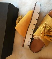 Labrador kozne papuce