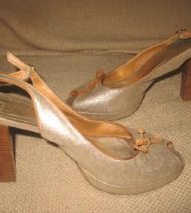 Italijanske NAVYBOOT kožne sandale