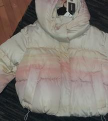 Rezz Pull&Bear puffer jakna vel M NOVO