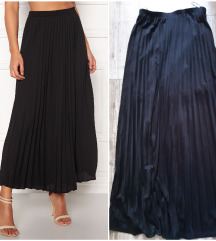 Duga maxi crna suknja Koton