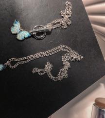 NOVO leptiric 🦋 ogrlica i narukvica