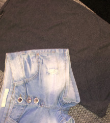 Zara suknja xs