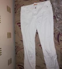 Rezz Bele pantalone
