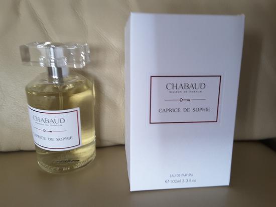 %9.000-Chabaud Parfum Caprice de Sophie pf. or