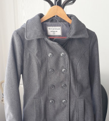 Sivi kaputić