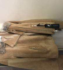 Kozna jakna Annarita N 38 Novo Snizeno