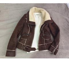 Kožna jesenja jakna AKCIJA 1500