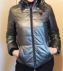 Siva jakna SNIZENO SEE