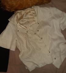 Kvalitetna bela bluza